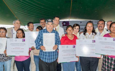 Suman esfuerzos Gobierno del Estado y Federación para el desarrollo de Oaxaca
