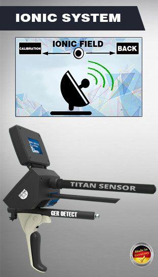 Titan Ger 1000 Best Gold And Metal Detectors Metal Detector