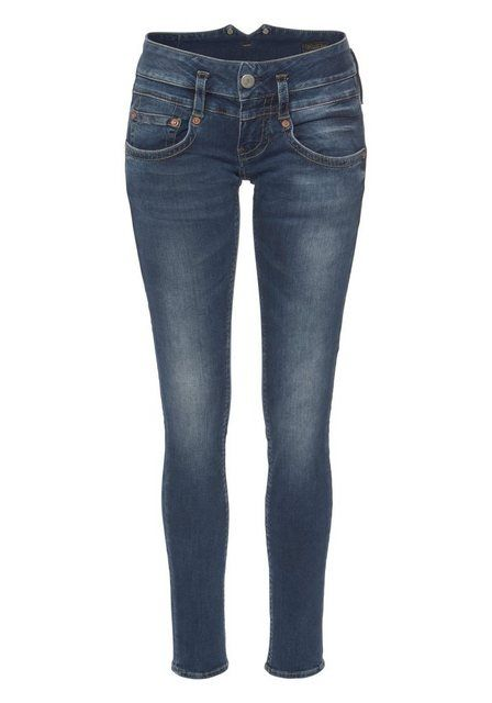 Pitch Slim Low Waist Jeans