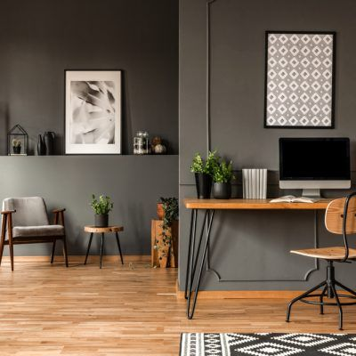 Home Office Design Tips For The Ultimate Workspace Interiores De