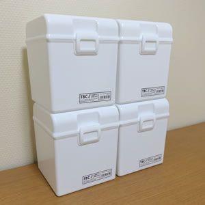 セリア タフボックスcd の収納アイデア 仕切りを入れる使い方が便利 ブログレポート 収納 アイデア グッズ 収納 インテリア 収納