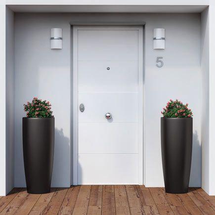 puertas acorazadas en leroy merlin