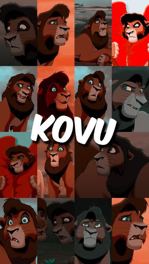 Kovu Wallpaper