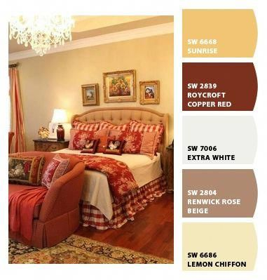 Paint colors from Chip It! by Sherwin-Williams #Tuscandesign ...