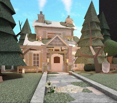See more ideas about unique house design, home building design, tiny house layout. 7 Cottage core bloxburg ideas in 2021   unique house