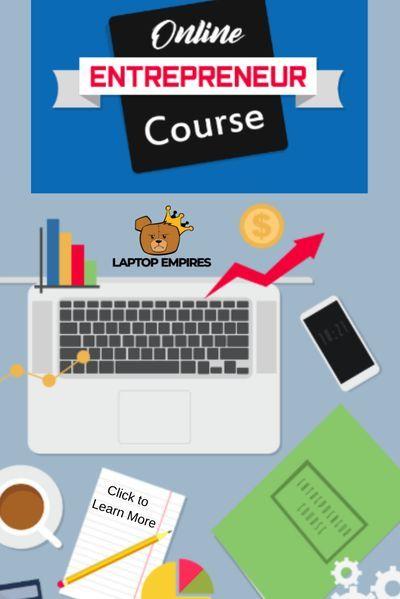 The Secret Sauce to Becoming an Online Entrepreneur - Laptop Empires