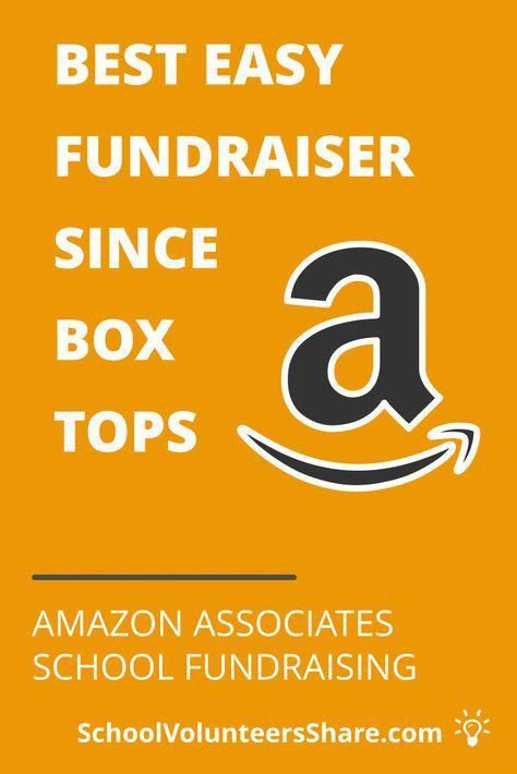Amazon Associates Program The Best Easy School Fundraiser Since