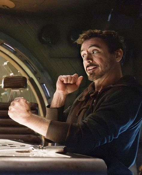 I got tech daddy tony stark... which one of my mcu comfort characters would you be