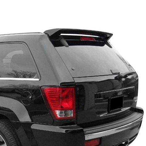 T5i Jeep Grand Cherokee 2005 2010 Custom Style Fiberglass Rear