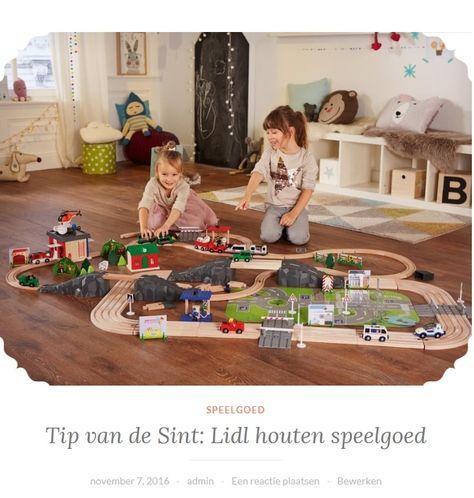 Tip: Houten speelgoed bij Lidl (vanaf donderdag!) Mama's
