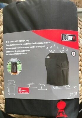 Weber 7105 Grill Cover For Spirit 210 Series Gas Grills 29 5 L X 25 8 W X 42 8 Ebay Grill Cover Cover Gas Grill