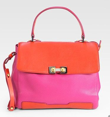 Marc by Marc Jacobs Colorblock Handbag