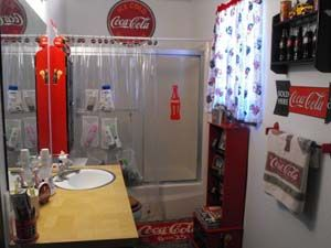 Coca Cola Room Themes