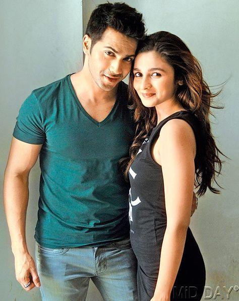 Varun Dhawan and Alia Bhatt #Style #Bollywood #Fashion #Beauty