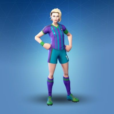 Skin Fortnite Footballeuse Buteuse Implacable Fortnite Clinical Crosser Skin Pro Game Guides Di 2020