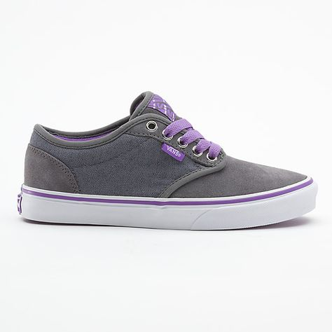 WANT WANT WANT! ive been wanting a pair of vans for so long! i still dont know what style.. i like simple  Snowstorm Atwood, Women