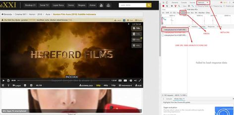 2 Cara Download Film Indoxxi Di Android Atau Laptop Terbaru 2019