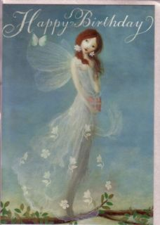 Visit my Fairystore  Store for more Stephen Mackey fairy cards