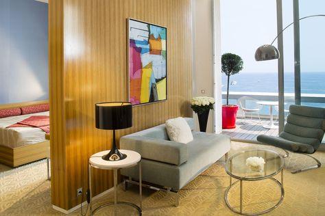 34 best Chambres et suites images on Pinterest Bedrooms, Cannes