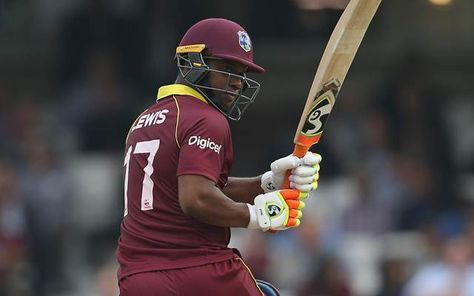 India vs Windies: Evin Lewis withdraws from the ODI and T20I series; replacements named - CricHow