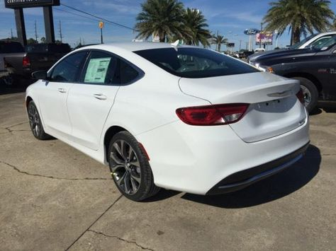 New 2016 Chrysler 200 C http://www.sterlingchryslerdodgejeep.net/new-inventory/index.htm