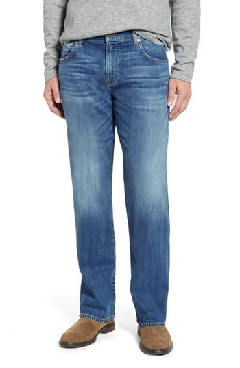 7 For All Mankind Mens Jeans Slim Fit Skinny Leg Pant