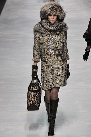 FALL 2008 READY-TO-WEAR Blumarine