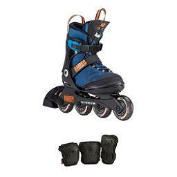 K2 Raider Pro Adjustable Pack Kids Inline Skates In Kids Skates Inline Skating Womens Inline Skates