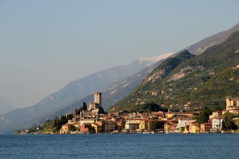 Free Image on Pixabay - Malcesine, Garda, Italy, Lake, Port