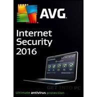 AVG Internet Security 2016 - 2 Postes - 2 ans