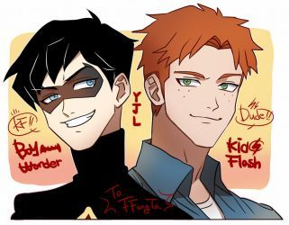 List of Pinterest young justice fanfiction robins pictures