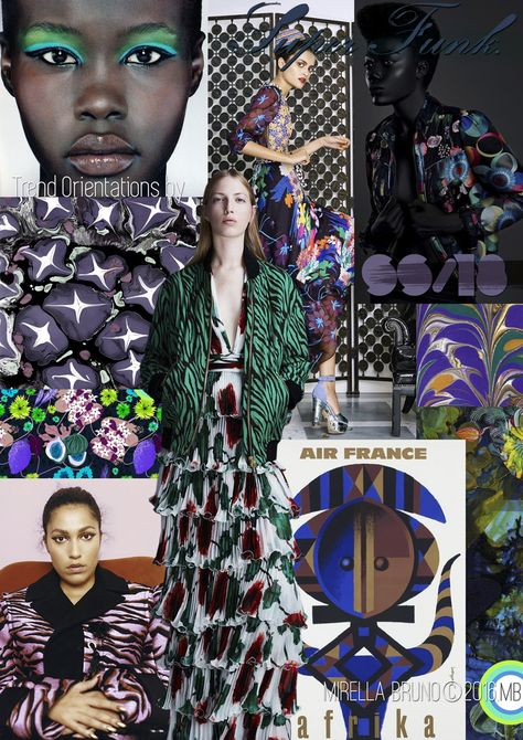 © Mirella Bruno Propagating Patterns and Trends since Super Funk A Subtle Tribal camo story.