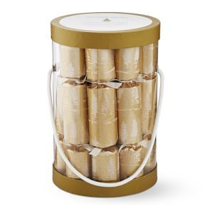 Williams Sonoma Christmas Crackers.Thanksgiving Turkey Crackers Holidays Crackers Gold