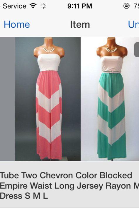 TUBE Green Strapless Side Pocket Vacation Beach High Waist Long Maxi Dress S//M//L