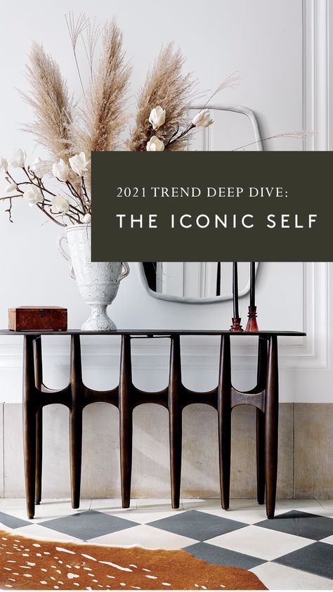 2021 TREND DEEP DIVE: THE ICONIC SELF