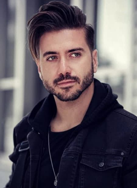 42 Cool And Trendy Short Haircuts For Men Best Hairstyles 2019 Mens Hairstyles Medium Long Hair Styles Men Medium Hair Styles