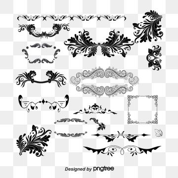 European Lace Border Pattern Continental Frame Pattern Png Transparent Clipart Image And Psd File For Free Download Border Pattern Lace Border Wedding Borders