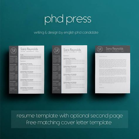 looking for a professional resume template the new and improved resume improved - Resume Improved