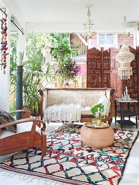 Neat Create A Rustic Eclectic Home Using These Dreamy Bohemian