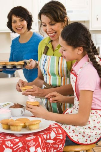 February is Bake for Family Fun month. What are your favorite fun and easy recipes to bake with your family?