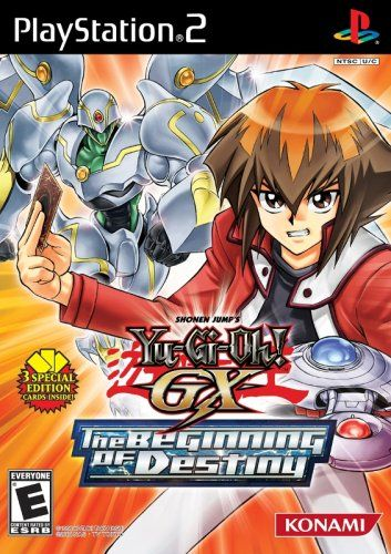 Yugioh Gx The Beginning Of Destiny Playstation 2 Continue To