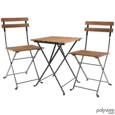 High Quality Ikea Outdoor Furniture (tarno) | // T H E O U T D O O R S // | Pinterest | Ikea  Outdoor, Porch And Apartments