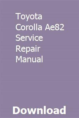 Prompt decision! Corolla levin // parts list /ae91/92/ parts.