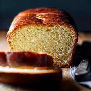Classic Brioche Loaf Recipe Brioche Loaf Bread Recipes