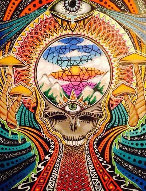 List of Pinterest acil trippy psychedelic art awesome ideas