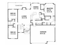 House Plans From 1600 To 1800 Square Feet Page 1 House Plans Small House Plans Square Feet
