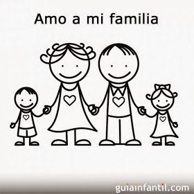 Recursos Para Mi Clase Feliz Dia De La Familia Imagenes Familia Para Dibujar Regalos Para La Familia Dia De La Familia