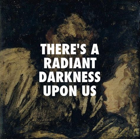 In Hell's Bright Shadow Francisco Goya, Pierre Auguste Renoir, Edouard Manet, Richard Diebenkorn, Joan Mitchell, Camille Pissarro, Paul Cezanne, Mark Rothko, Olgierd Von Everec
