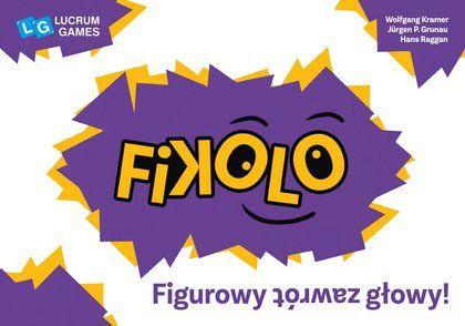 Fikolo Gra Planszowa 7600591284 Oficjalne Archiwum Allegro Kramer Superhero Logos Games