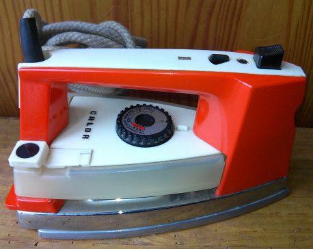fer a repasser calor vintage iron